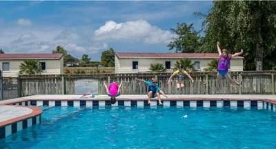 Whangarei Top 10 Holiday Park.