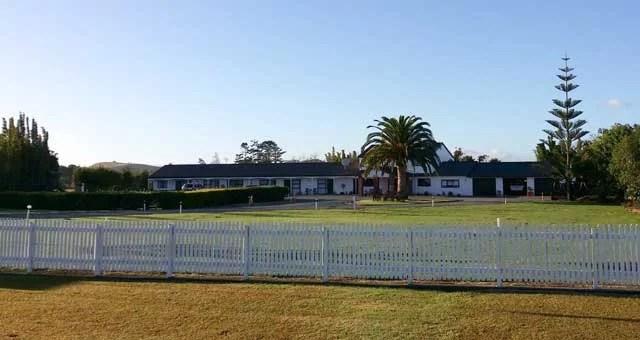 Norfolk Motel and Campervan Park