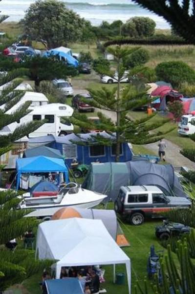 Opape Motor Camp