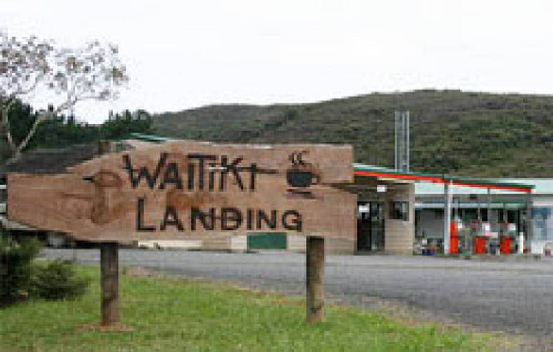 Waitiki Landing Holiday Park