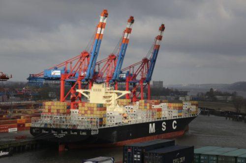 sea freight forwarder