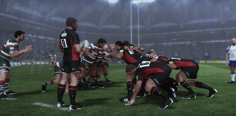 Jonah Lomu Rugby Challenge 5