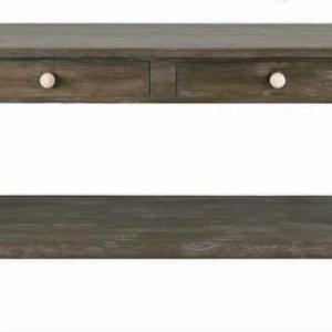 DF0090 Oxford Mango wood console table/2 drawers