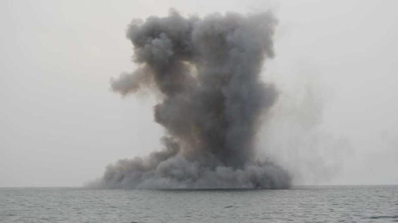 Une autre tentative d'attaque iranienne par l'enfer contre une cible navale en mer Rouge - Nziv.net