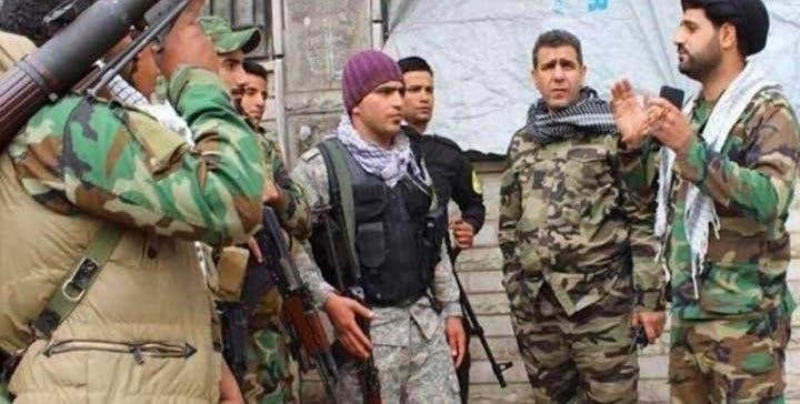 Éléments des gardiens de la révolution iraniens en Syrie (archives)