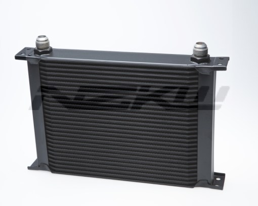 NZKW High flow alloy Oil Coolers BT (28 Rows)
