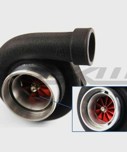 NZKW GTX3584 Turbocharger Reverse Rotation - Red