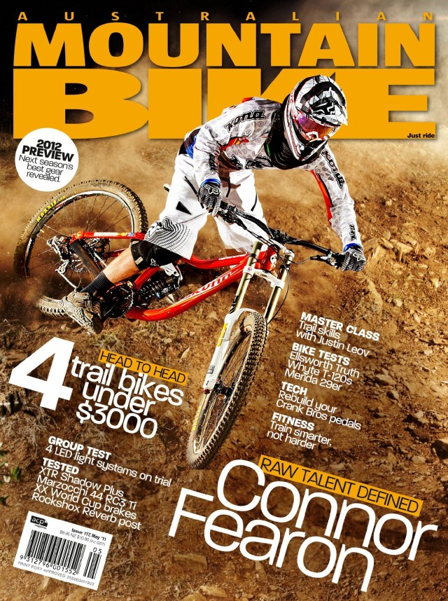 Australian Mountain Bike | NZ Magazine Shop