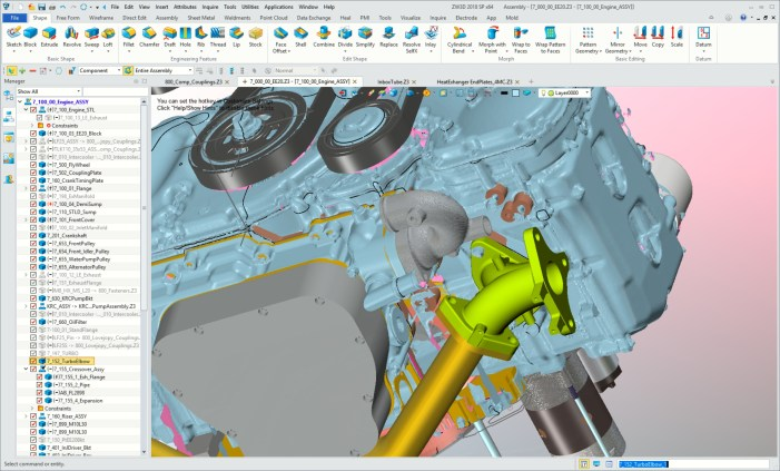 ZW3D for one man operations, SMEs and corporates