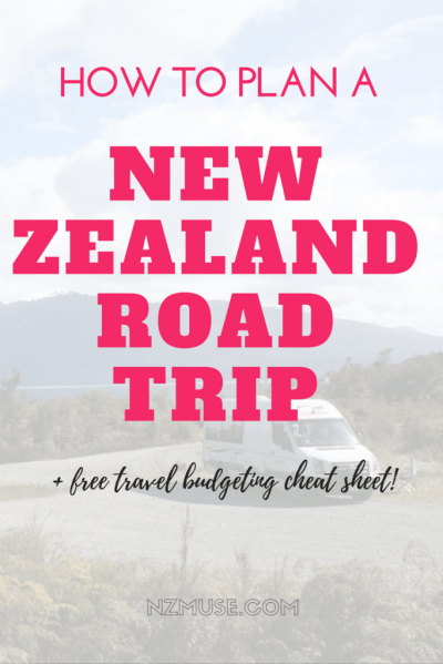 How to plan an NZ road trip around the South Island