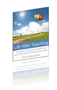 life after teaching ebook giveaway