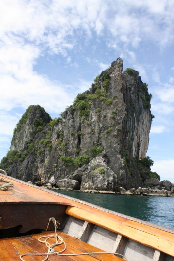Four Islands longtail boat tour, Thailand