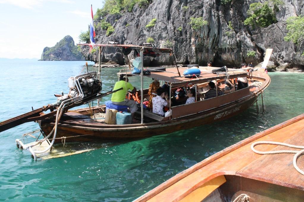 snorkelling thailand