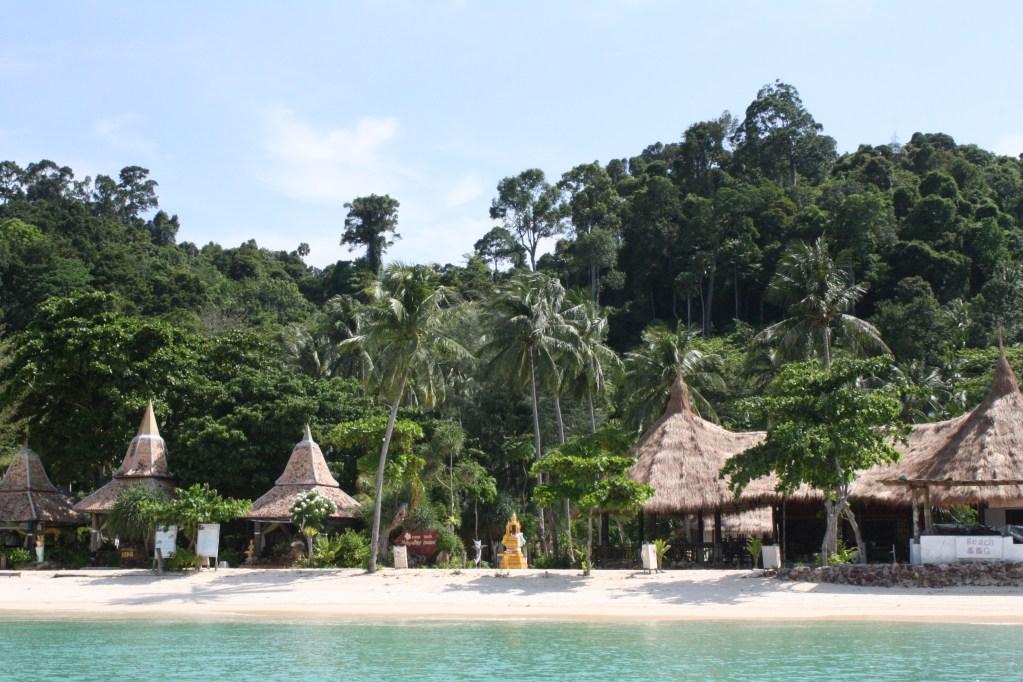 thailan koh ngai beach