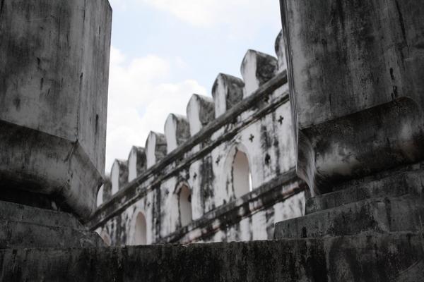 old fort bangkok