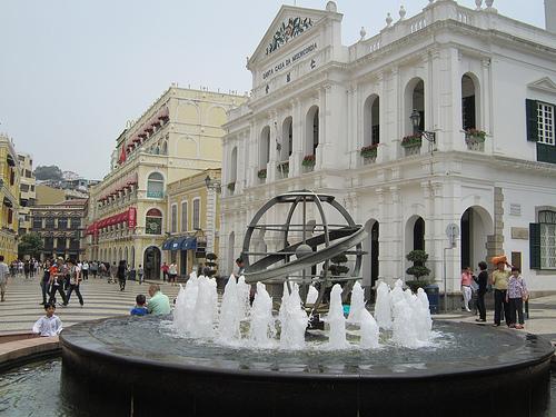 Macau - east meets west