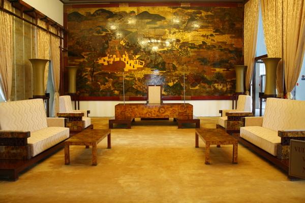 war remnants palace saigon