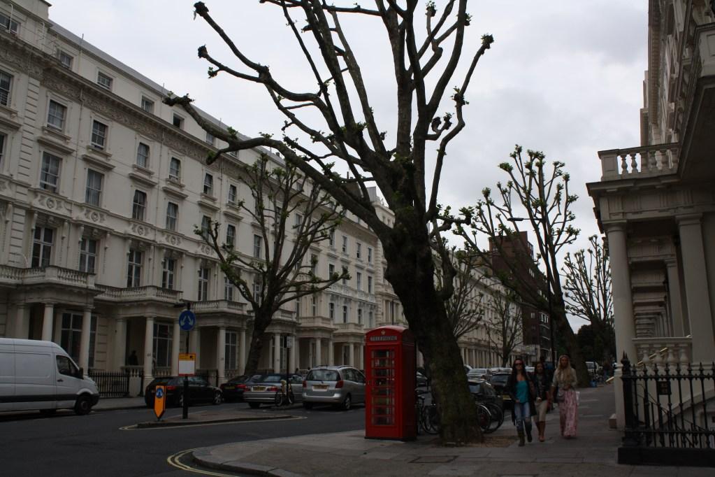 hyde park area london
