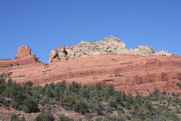 red rocks sedona arizona nzmuse