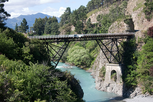 Thrillseekers Canyon Bungy, Hanmer Springs
