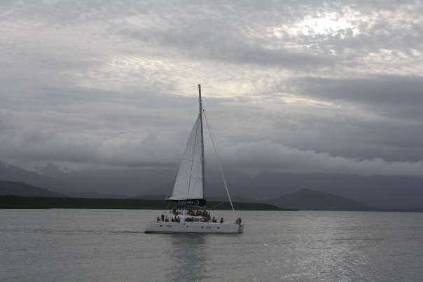 wags free wednesday sunset sail port douglas yacht club