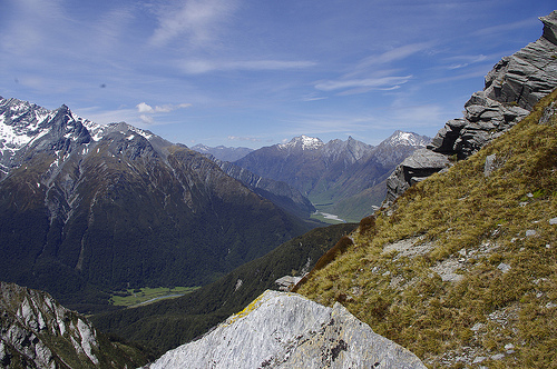 Mt Aspiring - Places I want to hike in NZ