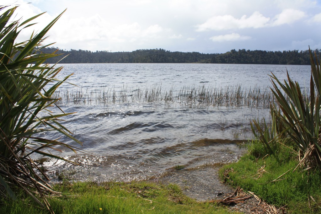 Lake Ianthe, West Coast NZ