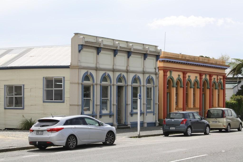 Westport art deco buildings architecture