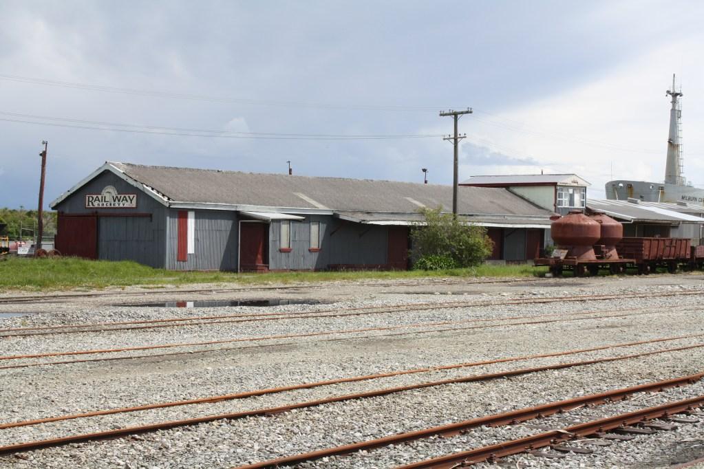 Westport railway station