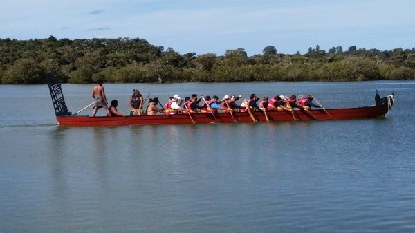 Taiamai Tours waka river journey - Bay of Islands