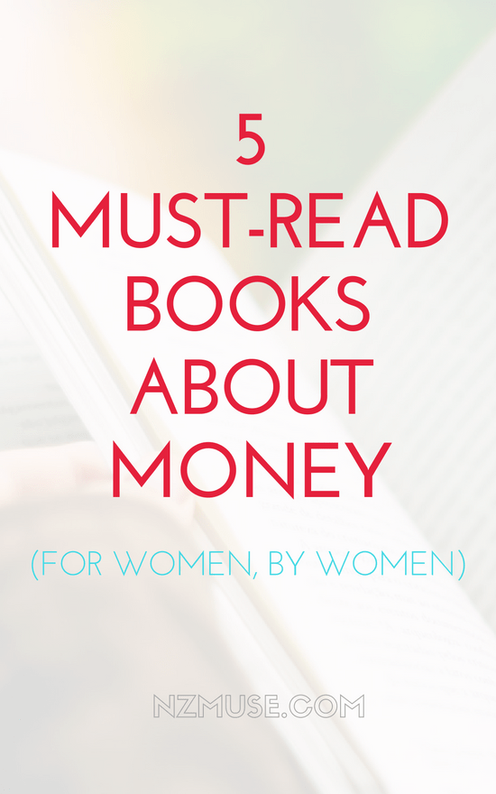 5 must read books about money for women