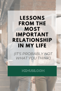 lessons from the most important relationship