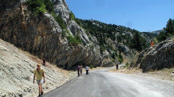 Остатоци од Велика Адриа во Таурус планините. (Права: Утрехт универзитет)