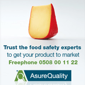 Asure Quality - Trust the food safety experts.