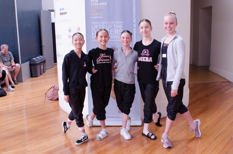 NZSD Summer Intensive 2021