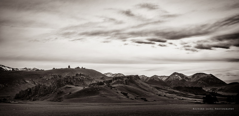Castle Hill in Monochrome! (1/6)