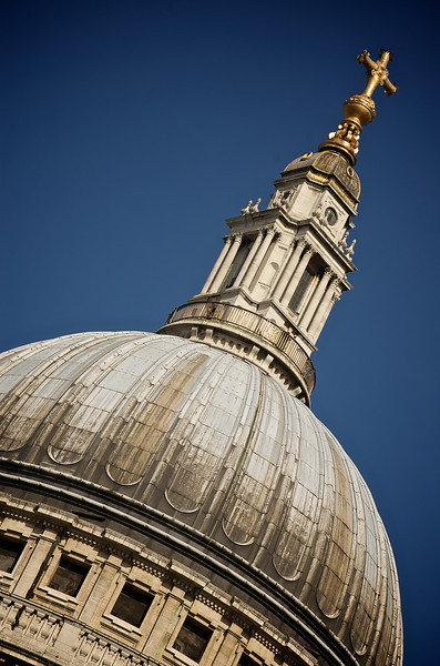 St Paul's Cathedral Detail