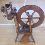 Solving A Spinning Wheel Puzzle New Zealand Spinning Wheels And Their Makers