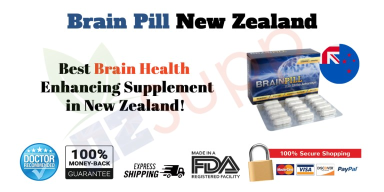 Brain Pill New Zealand Review
