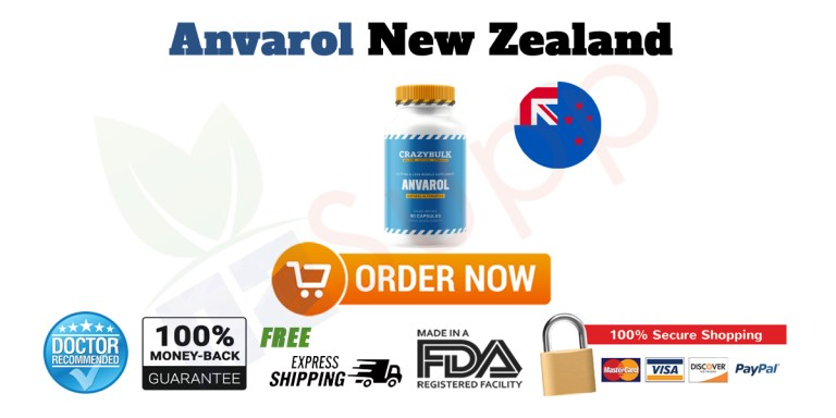 Buy Anvarol in New Zealand