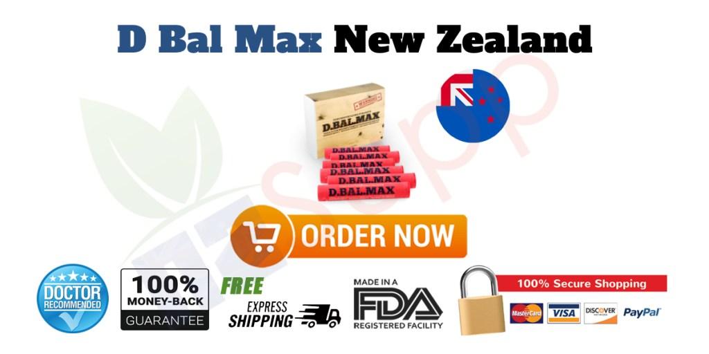 Buy D Bal Max in New Zealand