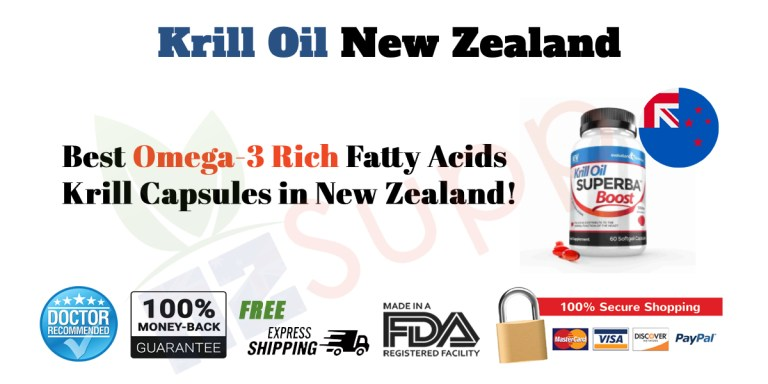Krill Oil New Zealand Review