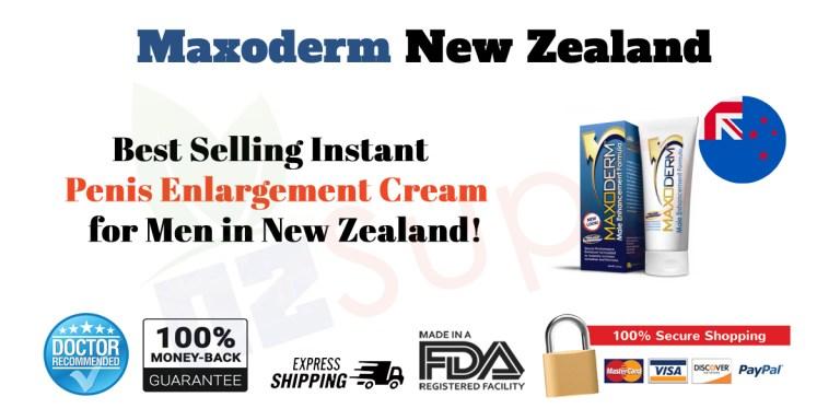 Maxoderm New Zealand Review