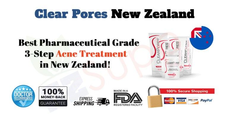 Clear Pores New Zealand Review