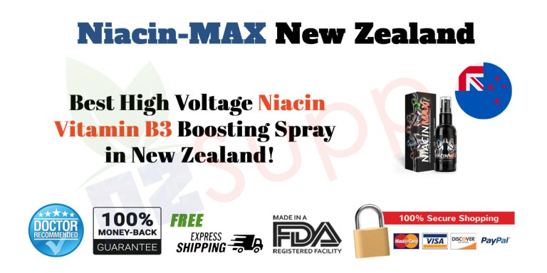 Niacin Max Vitamin B3 New Zealand Review