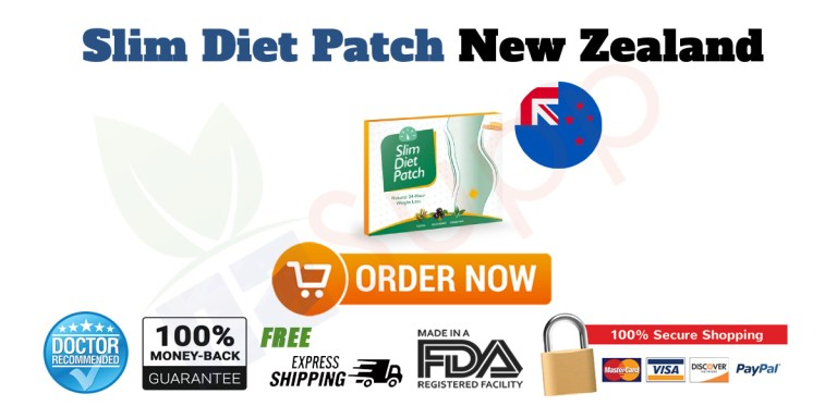 Buy Slim Diet Patch in New Zealand