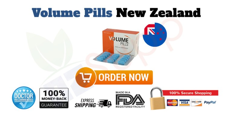 Buy Volume Pills in New Zealand