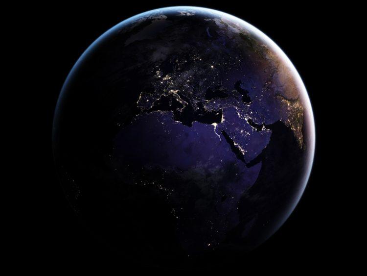 Foto Planet Жер қоры