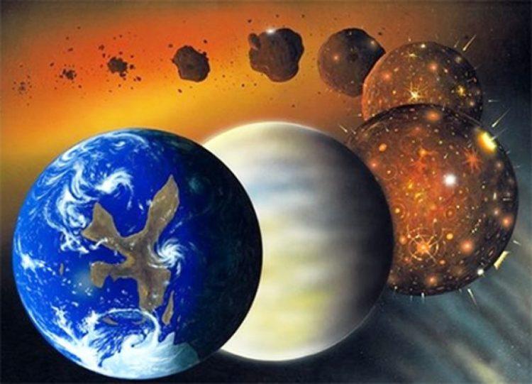 Планетаны қалыптастыру