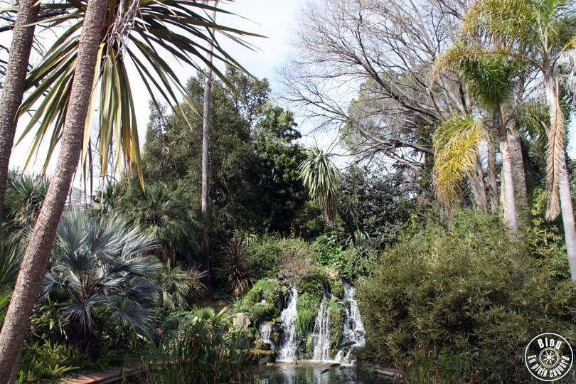 Le parc Olbius Riquier | Hyères-les-Palmiers
